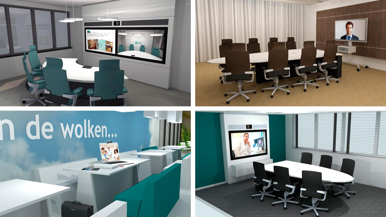 Telepresence & Conference Concepts