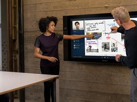 BIS sluit strategische alliantie met Microsoft voor levering Microsoft Surface Hub in de Benelux