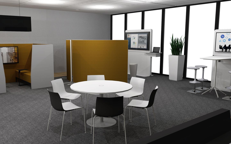 Audiovisuele apparatuur advies ontwerp en installatie bis - Optimaliseer kleine ruimtes ...