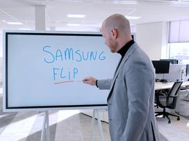 Samsung FLiP2: Hands-on video