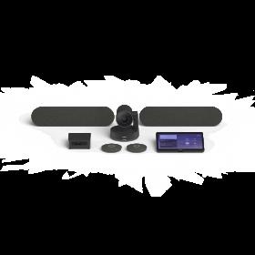 Logitech Tap Room Solutions 2 voor Microsoft Teams - Grote ruimtes